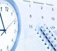 Comunicato 16: prima settimana di lezione e relativo orario